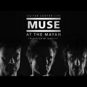 Muse (ミューズ) 今年5月にロサンゼルスのシアター the Mayan で行われた「Uprising」のオフィシャル・ライブ映像が公開!