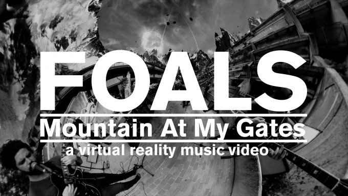 Foals ニューアルバム『What Went Down』から新たに「Mountain At My Gates」のMVが公開!