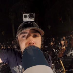シネマティックなサウンドが世界中で高い評価を得るカナダのアーティスト Patrick Watson、ウェアラブル・カメラ GoPro で撮影されたライブ映像が公開!