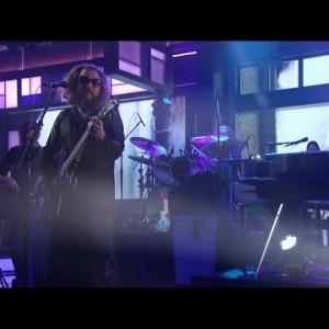 米ケンタッキー州のサイケロック/カントリーロック・バンド My Morning Jacket、米のTV番組 The Late Show に出演!