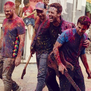 Coldplay NEW