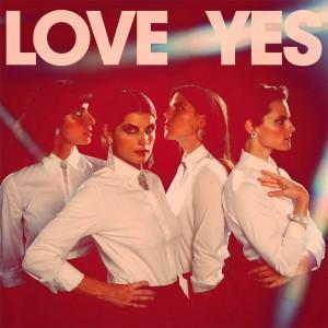 NYブルックリンの4人組ガールズバンド TEEN、待望のニューアルバム『Love Yes』を来年 Carpark Records より 2/19 リリースが決定!
