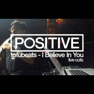 tofubeats 最新アルバム『POSITIVE』収録曲「I Believe In You (Live Cuts)」のライブカット映像が公開!