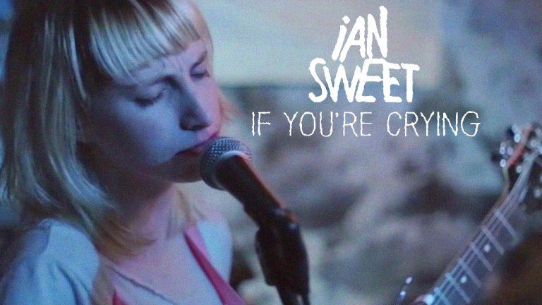 Sub Pop の傘下レーベルよりデビューした、ブルックリンのインディーロック・バンド IAN SWEET が「If You're Crying」のMV公開!