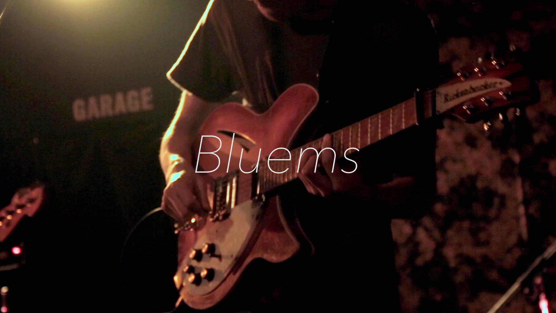 東京の5人組新鋭バンド Bluems、下北沢 GARAGE で行われた「ビターズ・エンド」のパフォーマンス映像が公開!