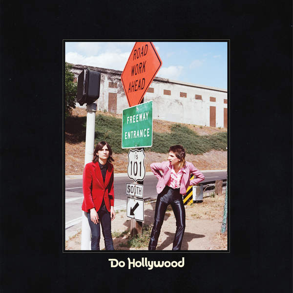 The Lemon Twigs、『Do Hollywood』アートカバー