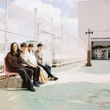 ex.ボールズの阪口晋作らによって結成された男女4人組インディーポップ・バンド Saint Romance がデビューシングルを7インチでリリース!
