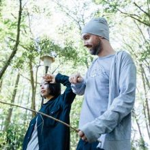 UKのプロデューサー kidkanevil と日本人アーティスト Noah によるニュープロジェクト nemui pj のデビュ−EP『pumpkin』が 7/19 リリースが決定!