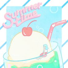 cinnamons が evening cinema とコラボした新曲「summertime」のMVを公開!