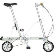 都市の移動に最適、持ち運びできる折りたたみ自転車 CarryMe (キャリーミー)