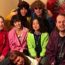 ネットの海に突如現れたポップの変異体、8人組多国籍バンド Superorganism の初来日公演が決定!