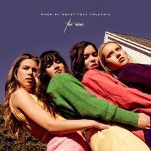 ユタ州注目のガールズ・ポップロック・バンド The Aces、デビューアルバム『When My Heart Felt Volcanic』を 4/6 リリース!