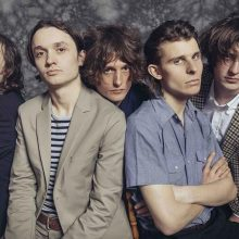UKマンチェスター期待の新人5人組ポストパンク・バンド、Cabbage が待望のデビューアルバムを 3/30 リリース!