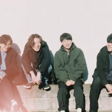 東京の4人組バンド I Saw You Yesterday、新作EP『Topia』をリリース!