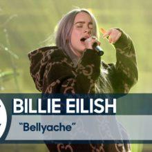 Billie Eilish、米のTV番組 The Tonight Show に出演したライブ映像公開!