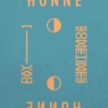 ロンドンのデュオ HONNE、両A面の新曲「Day 1 ◑ / Sometimes ◐」を配信リリース!
