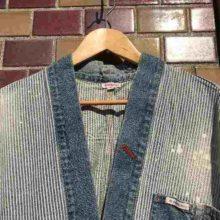 orslow、Kapital、Blue Blue など各ブランドが展開する羽織デニム