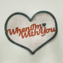 NYのガレージロック・バンド The Britanys、新曲「When I'm With You」の試聴が開始!