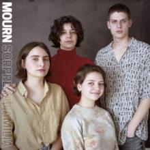 スペインのガレージロック・バンド MOURN、3rdアルバム『Sorpresa Familia』を 6/15 リリース!