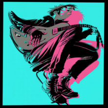 Gorillaz、早くも5作目となるスタジオアルバム『The Now Now』を 6/29 リリース決定!