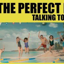 Joe Moore のサイド・プロジェクト THE PERFECT KISS、新作ミニ・アルバム『Filter』を 6/22 リリース!