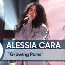 カナダのR&Bシンガー Alessia Cara、米のTV番組 The Tonight Show で新曲をTV初披露!