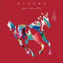 USインディーポップ・バンド GIVERS、新作EP『Movin On』を 8/3 リリース!