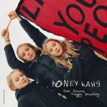 平均年齢13歳半、ロンドンの3姉妹トリオ Honey Hahs デビューアルバムをラフトレから 9/7 リリース!