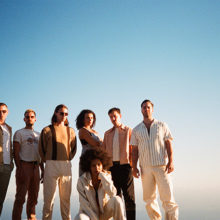 ロンドンのエレクトロ・ソウル/ファンクバンド、JUNGLE 待望のニューアルバム『FOR EVER』をリリース!