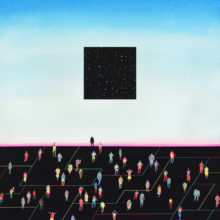 Young the Giant、4作目となるニューアルバム『Mirror Master』を 10/12 リリース!