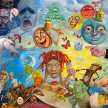 若手ヒップホップ・シーンを代表するラッパー、Trippie Redd がニューアルバム『LIFE'S A TRIP』をリリース!