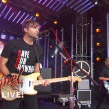 Death Cab for Cutie、米のTV番組 Jimmy Kimmel Live に出演したライブ映像公開!