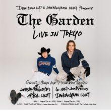 双子のネオパンク・バンド The Garden、新作を提げて約4年ぶりの緊急来日公演決定!