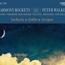 Mercury Rev のメンバーによるグループ Harmony Rockets がゲストに Peter Walker を迎えたニューアルバムをリリース!
