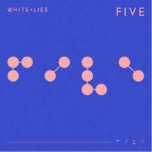 UKのポストパンク・バンド White Lies、5枚目のニューアルバム『FIVE』を来年 2/1 リリース!