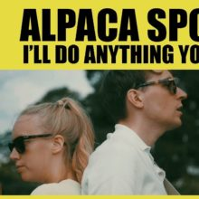 スウェーデンのインディーポップ・バンド ALPACA SPORTS が新曲「I'll Do Anything You Want」のMV公開!