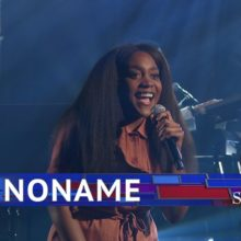 Noname が米のTV番組 The Late Show に出演、3曲のメドレーを披露!