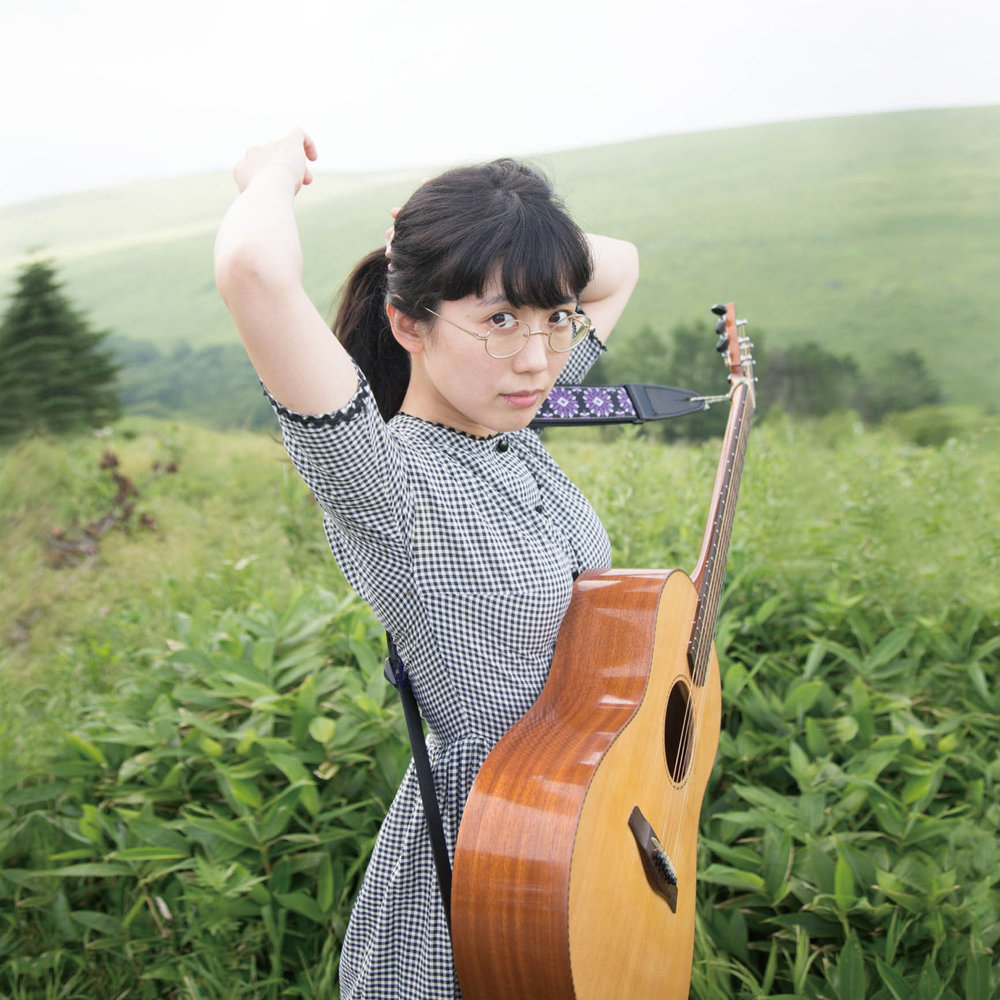 シンガーソングライター 柴田聡子、3rd アルバム『柴田聡子』を 9/16 リリース!