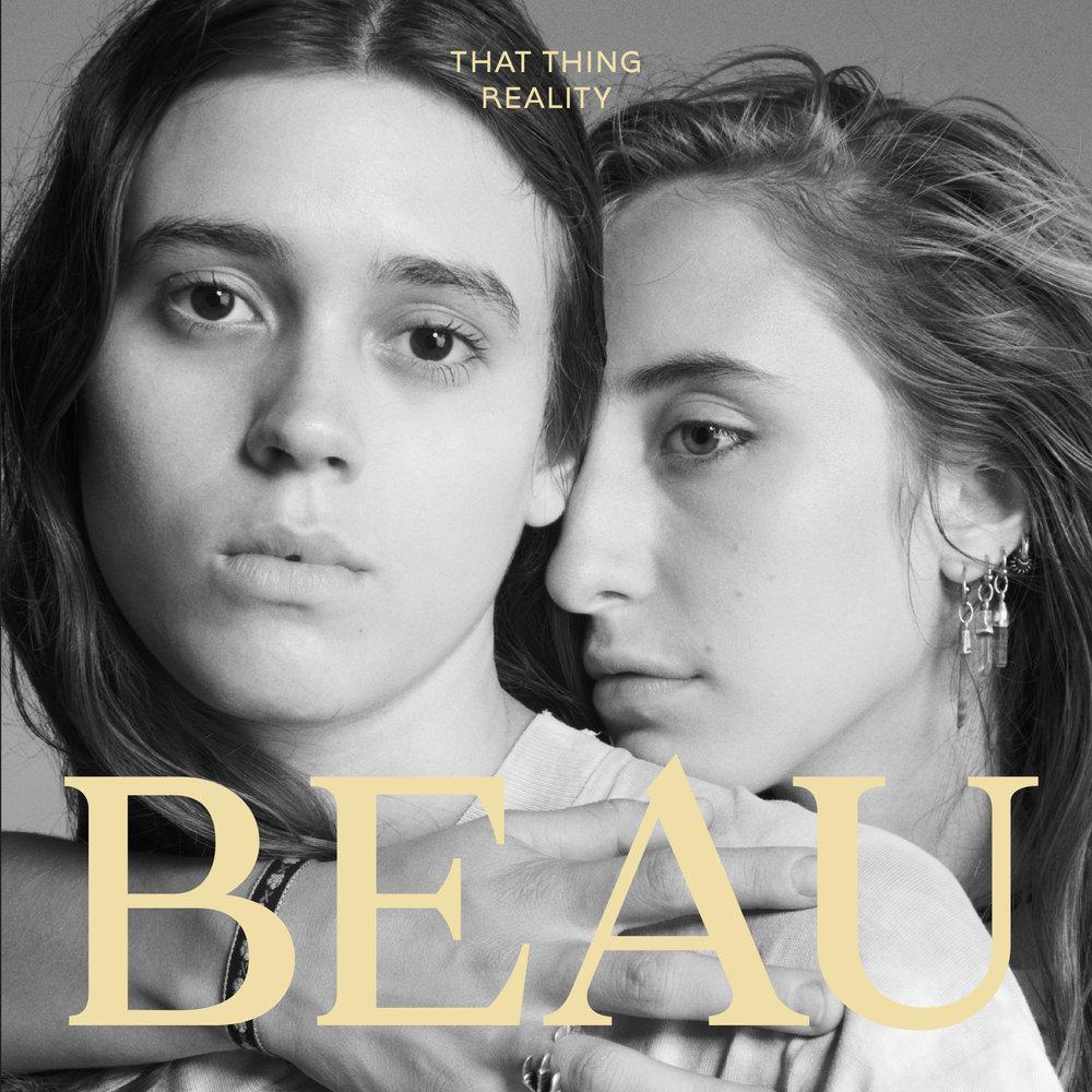 NYを拠点に活動するガールズ・デュオ Beau、デビューアルバム『That Thing Reality』を来年 Kitsuné よりリリースが決定!