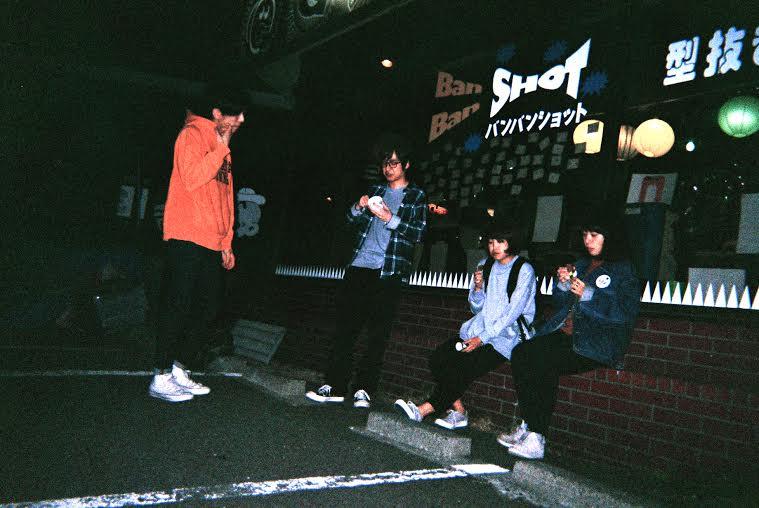 北海道のインディバンド YOU SAID SOMETHING が2年ぶりとなるCD『as you are』を 12/9 にリリースが決定!