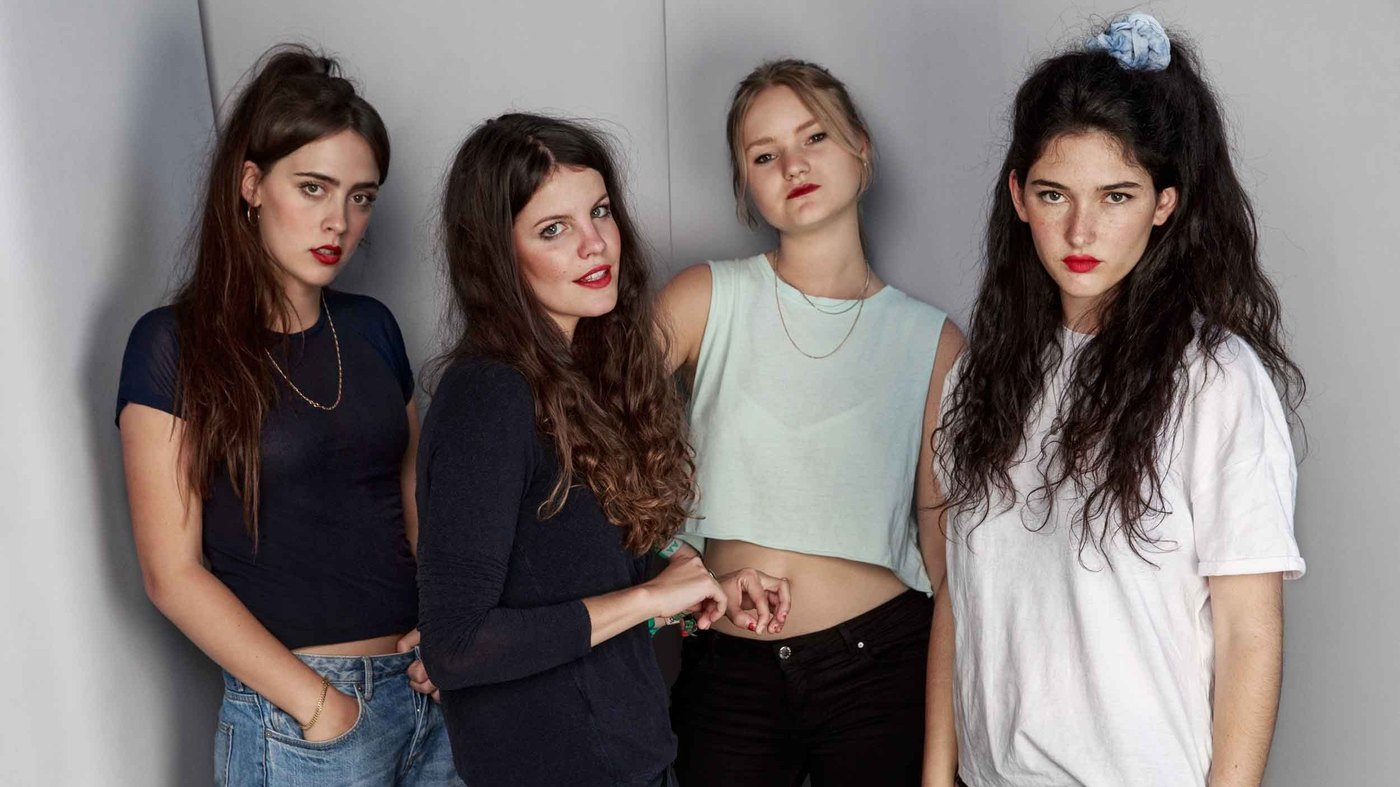 Hinds' new album,Leave Me Alone, comesout Jan.