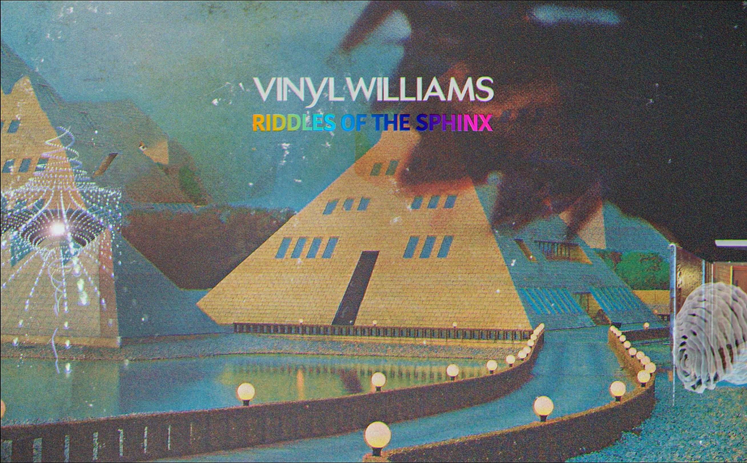 Vinyl Williams Brunei Indienative