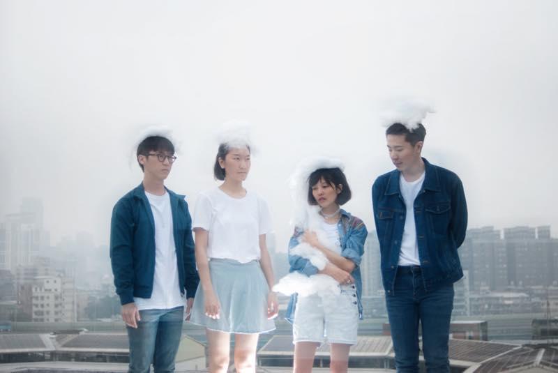 台湾の4人組シューゲイズ/ノイズ・ポップ・バンド Manic Sheep が待望ニューアルバム『Brooklyn』を 11/19 リリースが決定!