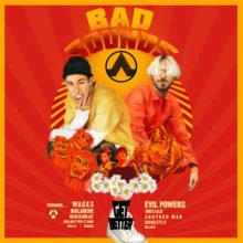 UKのエレクトロポップ・バンド Bad Sounds、デビューアルバム『Get Better』をリリース!
