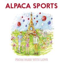 人気スウェデッシュポップ・バンド ALPACA SPORTS、2ndアルバム『From Paris With Love』を 8/22 日本先行リリース!