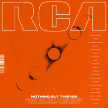 UKのロックバンド Nothing But Thieves が4曲入りの新作EPをリリース!