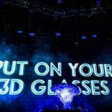 緊急発表、FLYING LOTUS がソニマニとサマソニで最新3Dライブを日本初解禁!