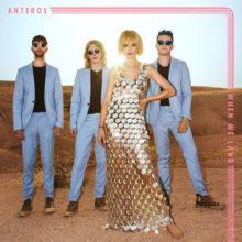 ロンドンのインディーポップ・バンド Anteros、デビューアルバム『When We Land』を 3/1 リリース!