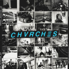 CHVRCHES が5曲入りの新作EP『The Hansa Session』を配信リリース!