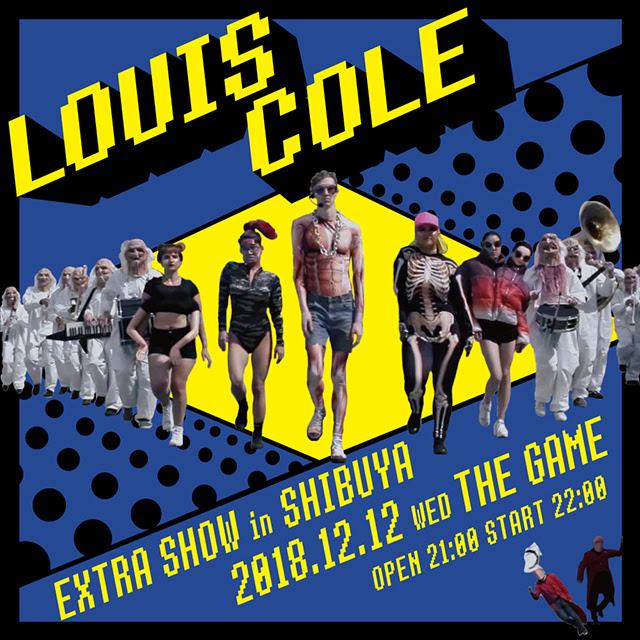 LOUIS COLE